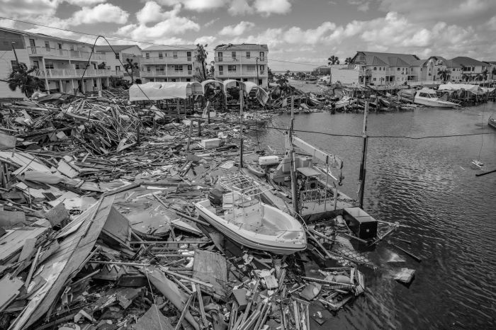 Hurricane Michael Relief Donations Fall Staggeringly Short