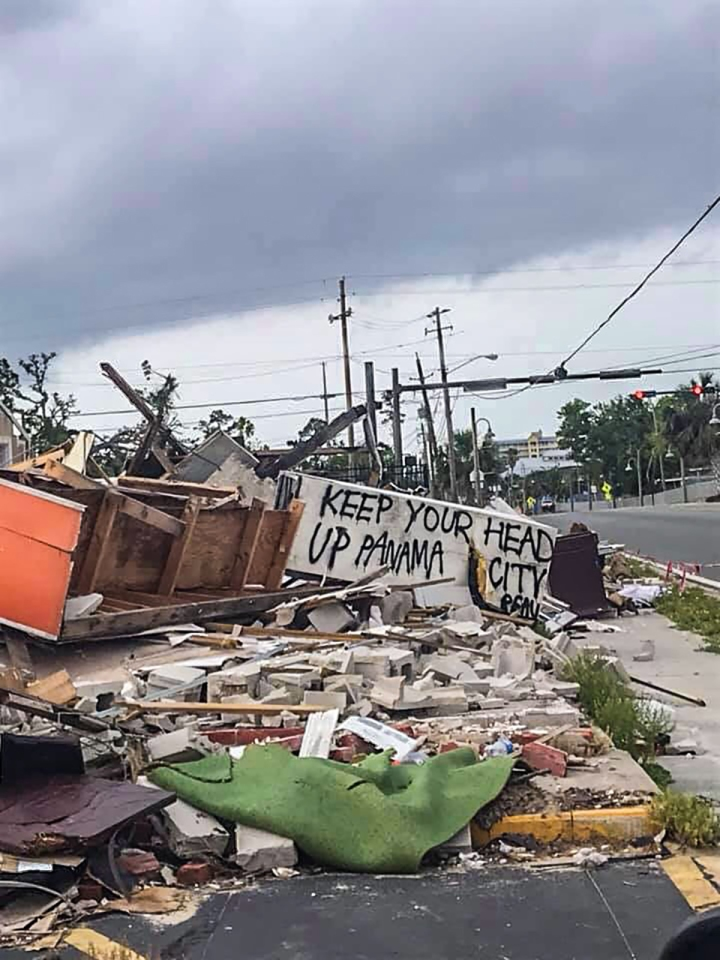 What It's Like to Live in the Aftermath of a Category 5 Hurricane